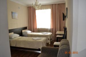 Фотографии номеров в гостинице